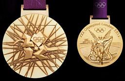 """מדליית זהב. צילום: יח""""צ"""